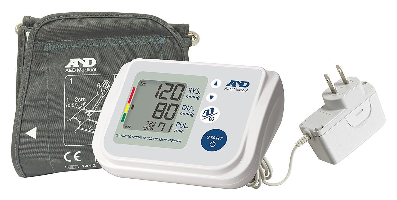A&D Medical (UA-767FAC) Blood Pressure Monitor