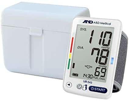 A&D Medical (UB-543) Blood Pressure Monitor