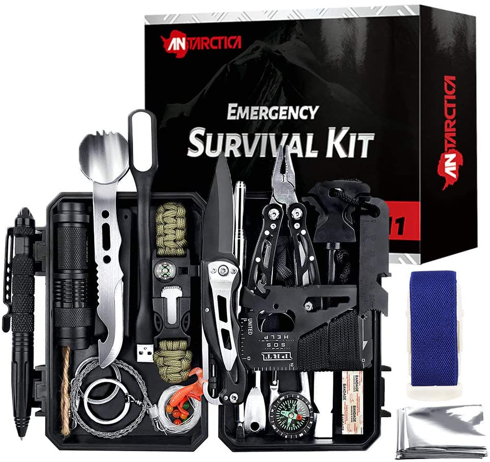 ANTARCTICA Emergency Survival Gear Kits