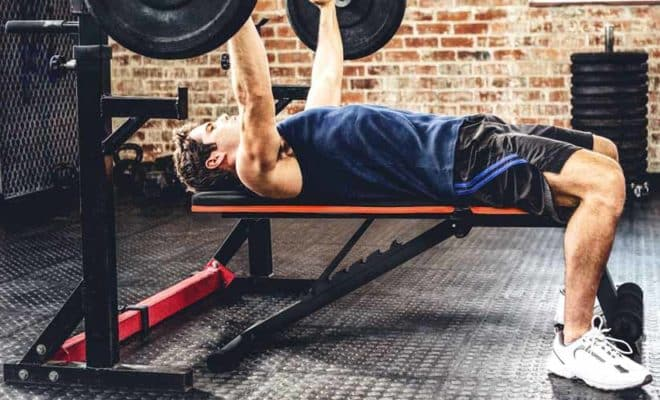 Adjustable Weight Lifting Benches