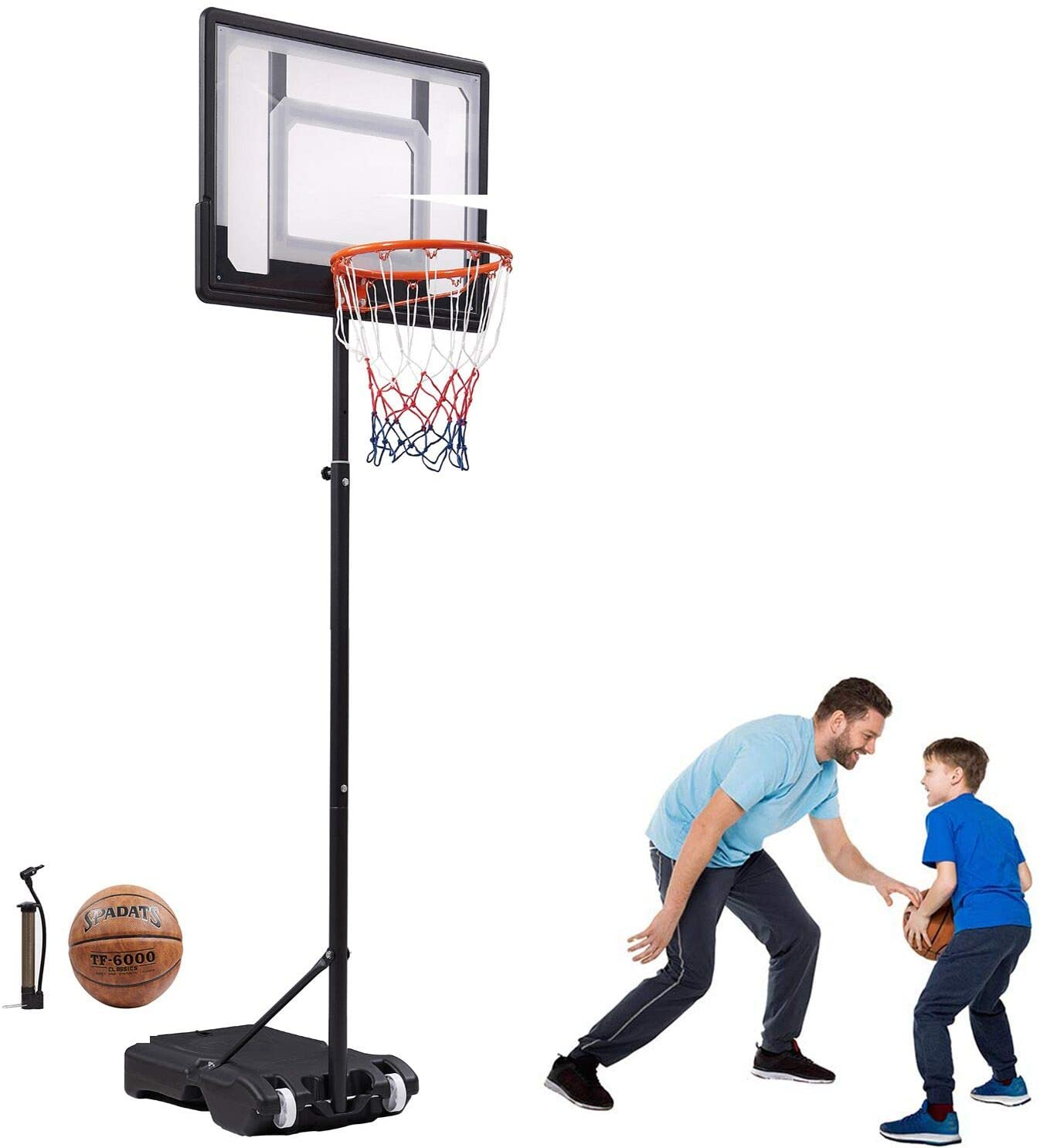 Bodywell Basketball Hoop & Goal Basketball System