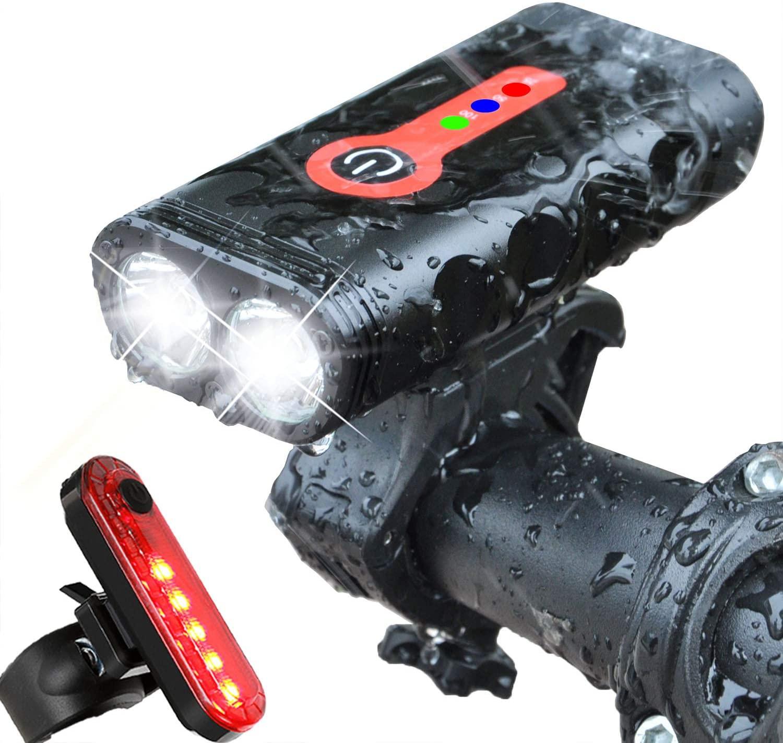 BurningSun Bike Light