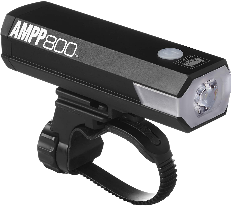 CATEYE - AMPP800 USB Rechargeable Bike Headlight
