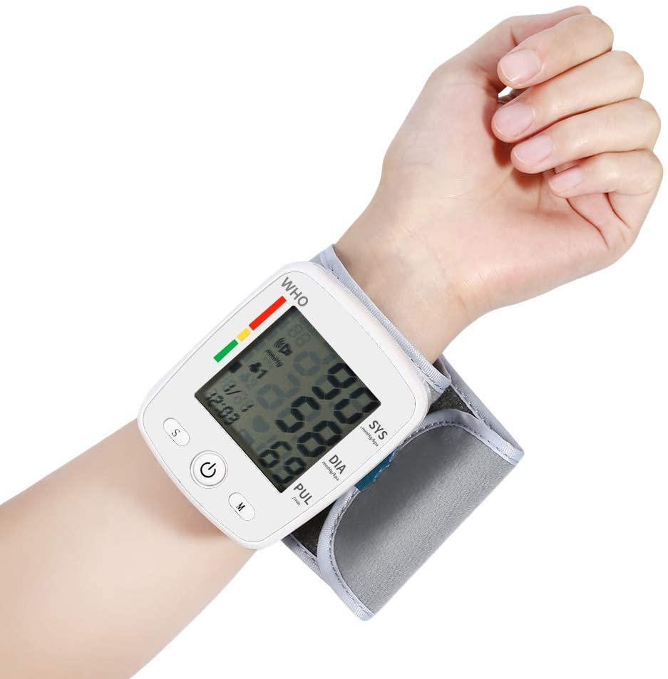 CK-W355 Wrist Blood Pressure Monitor by SviRungfam