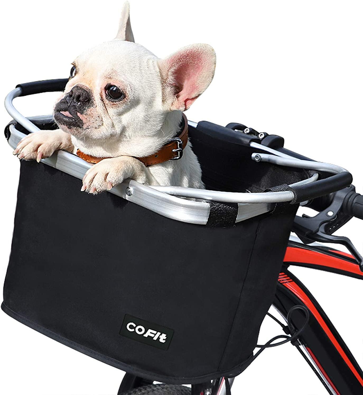 COFIT Collapsible Detachable Bike Basket
