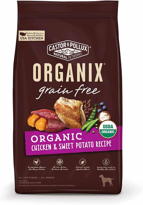 Castor & Pollux Organix Organic Chicken Dry Dog Food