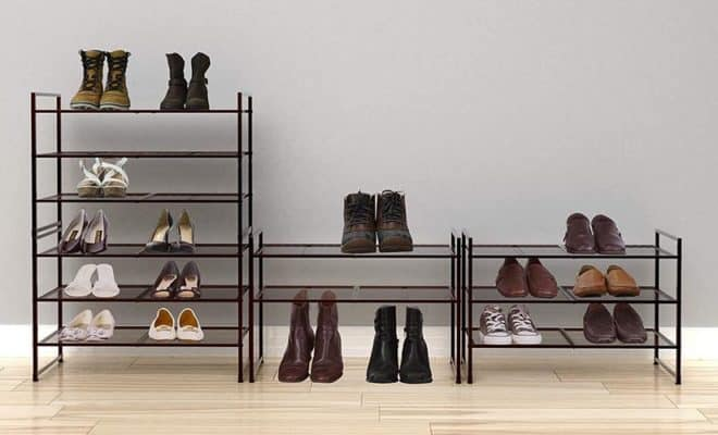 Collapsible Storage Racks