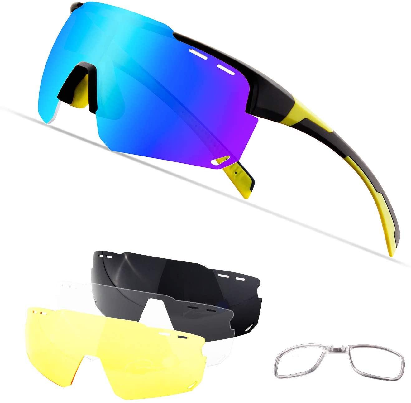Cycling Polarized Sports Sunglasses