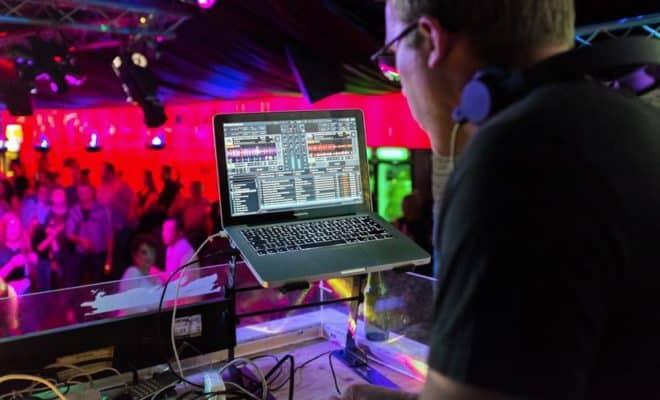 DJ Laptop Stands