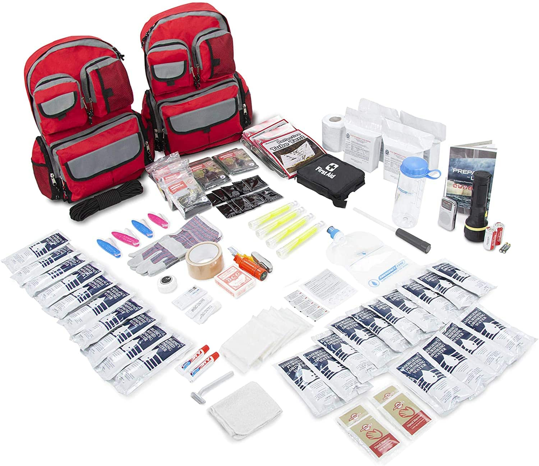 Emergency Zone 4 Person Survival Kit