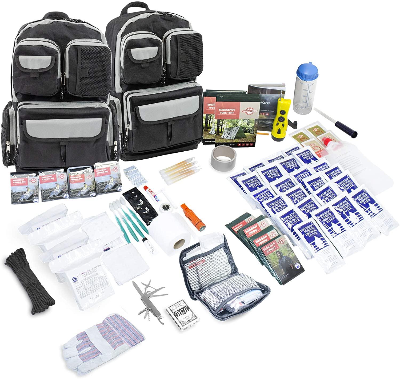 Emergency Zone 4 Person Urban Survival Kit