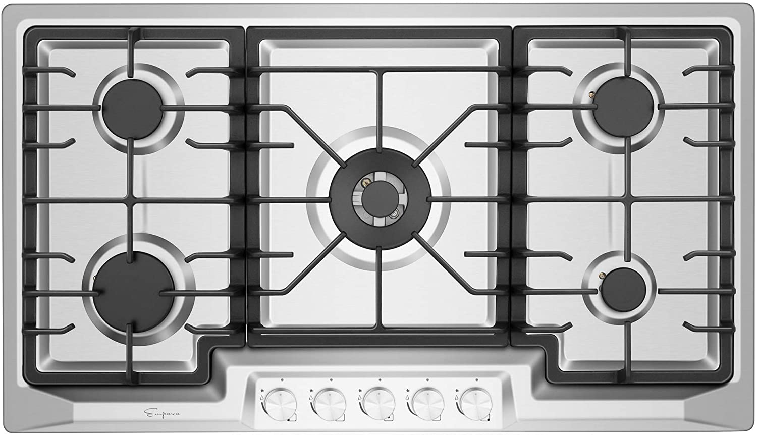 Empava 36 Inch Gas Stove Cooktop