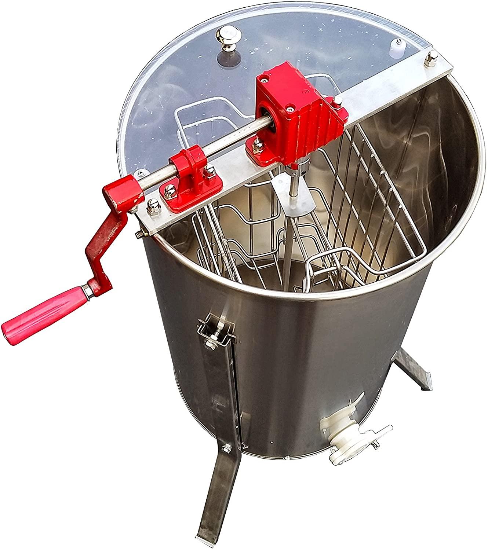 GOODLAND BEE SUPPLY Hardin Professional 2-Frame Manual Honey Extractor