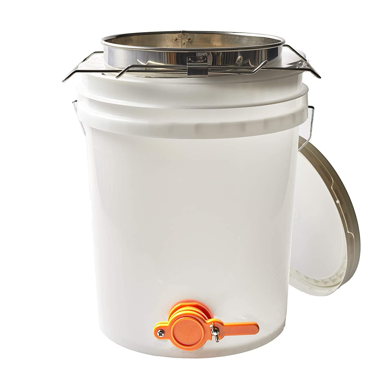Gallon Beekeeping Honey Bucket