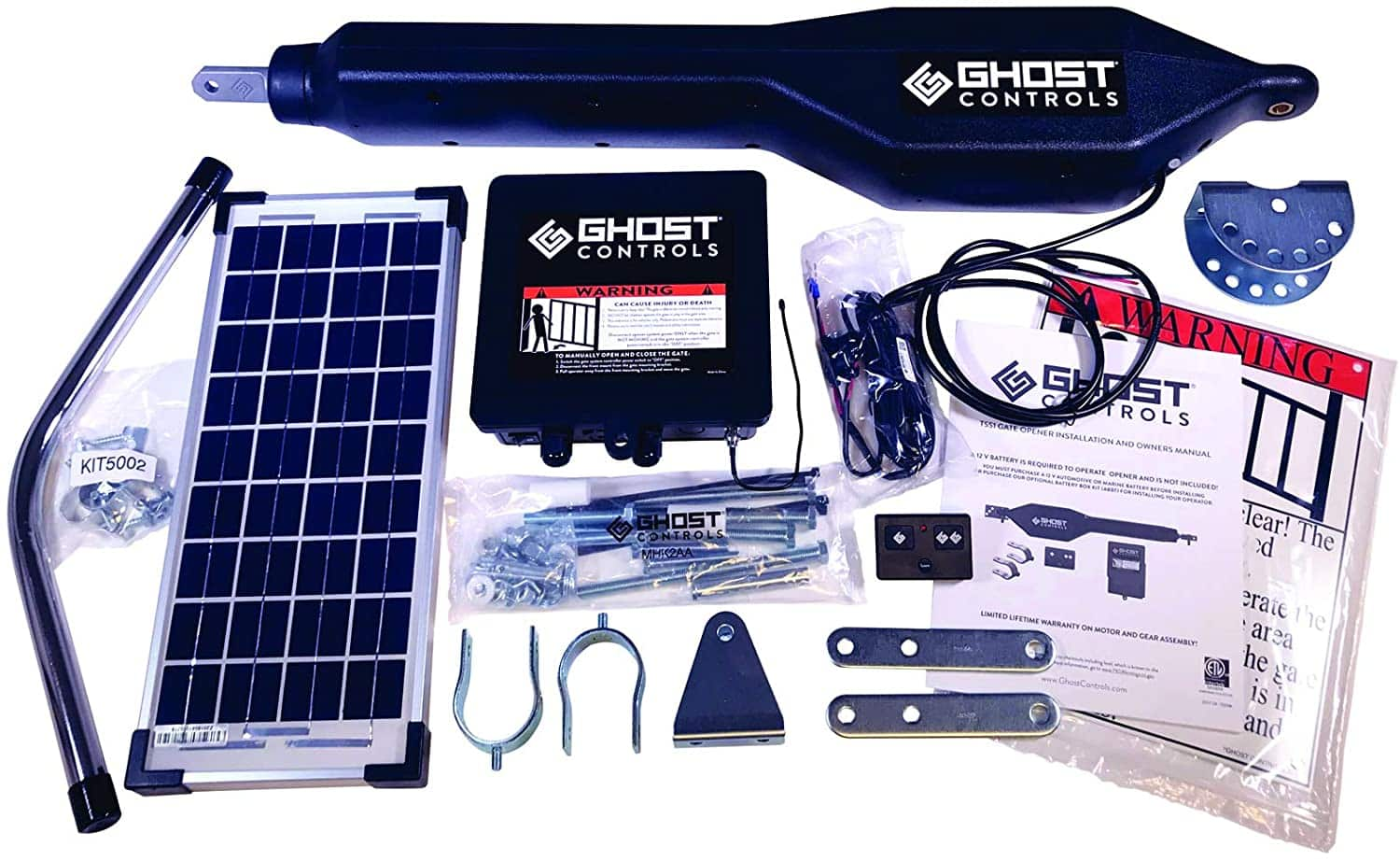 Ghost Controls TSS1XP Automatic Gate Opener