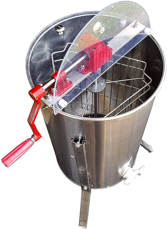 Hardin Professional 3-Frame Manual Honey Extractor