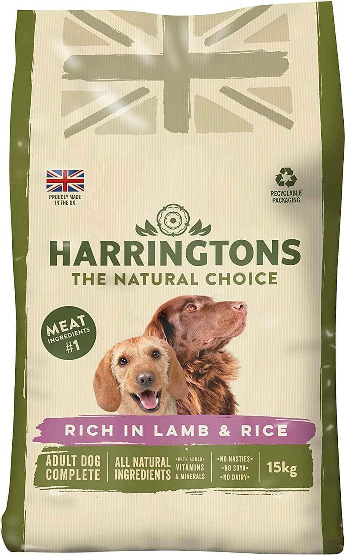Harrington's Dog Food Complete Lamb and Rice Dry Mix