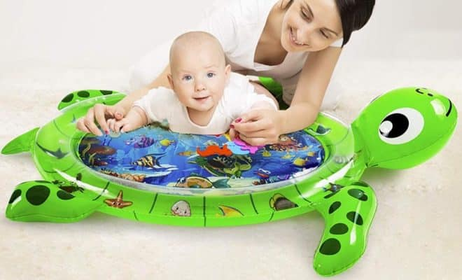 Inflatable Baby Water Mats