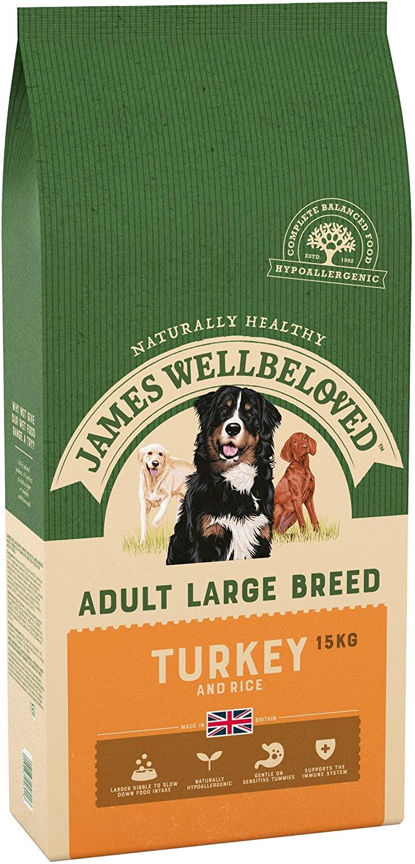 James Well-beloved Dry Dog Food