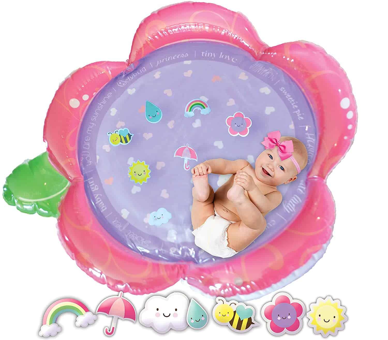 LaLa Lou Kids Tummy Time Water Mat