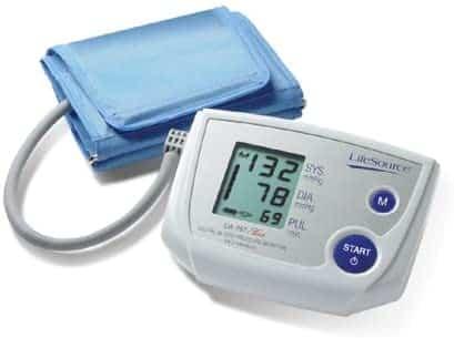 LifeSource Small Cuff (UA-767PVS) Blood Pressure Monitor