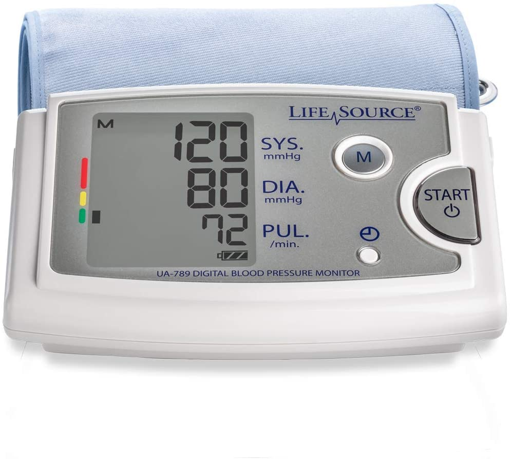 LifeSource (UA-789AC) Blood Pressure Monitor