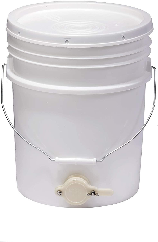 Little Giant Plastic Honey Bucket