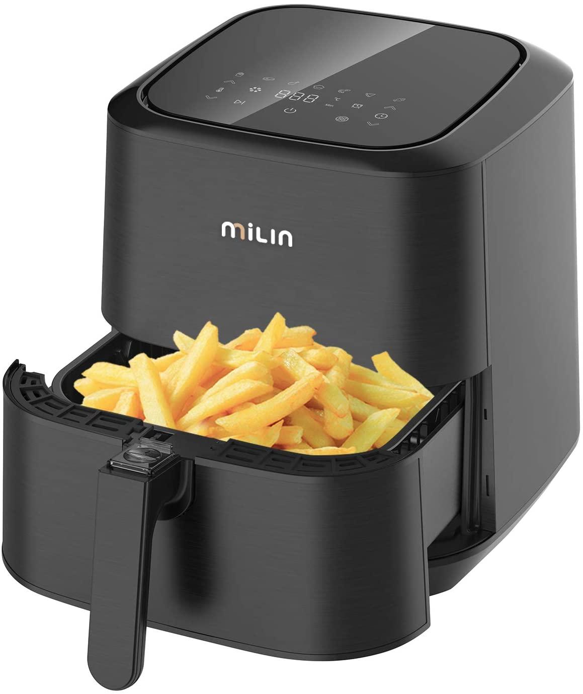 MILIN Air Fryer 5.8 Quart