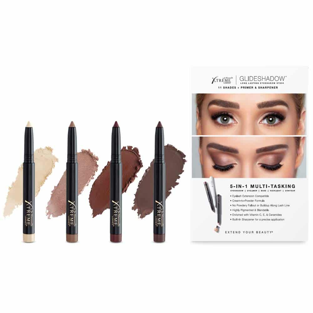 NEW Xtreme Lashes Glideshadow Eyeshadow Collection