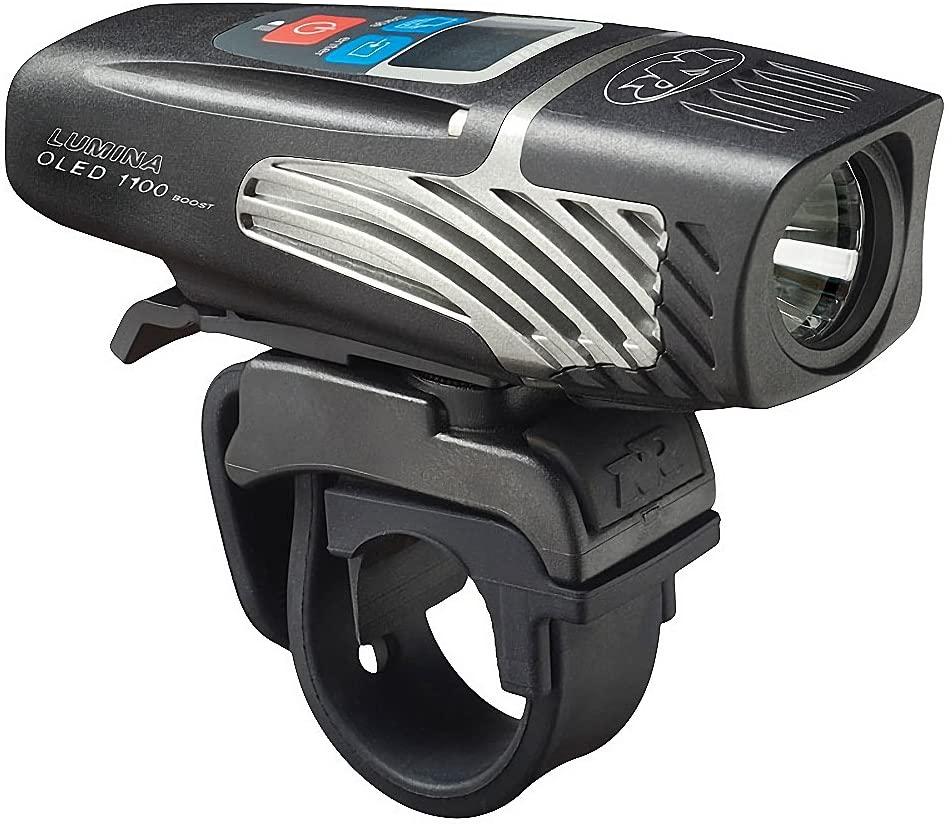 NiteRider Lumina 1100 OLED Boost USB Rechargeable Bike Light