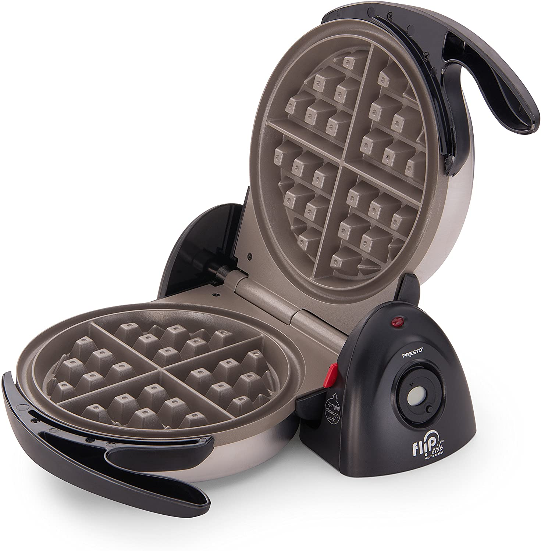 Presto 03510 Ceramic FlipSide Waffle Maker