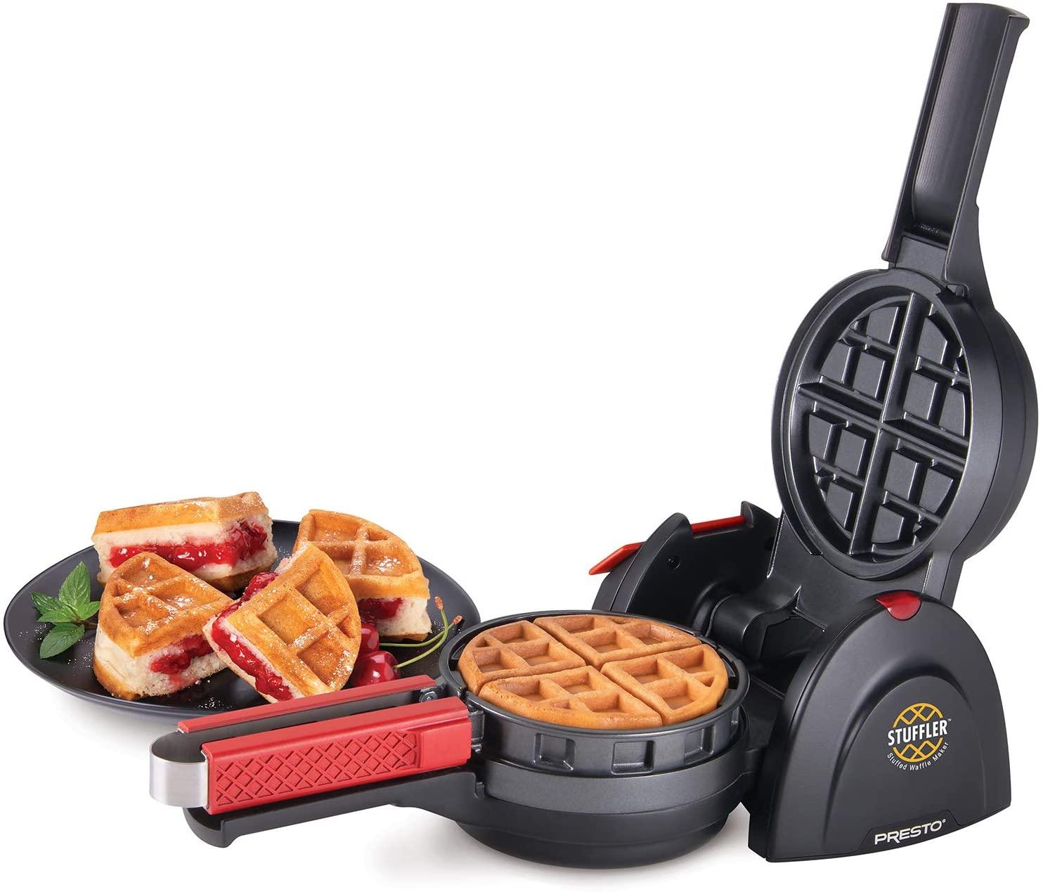 Presto 03512 Stuffler Stuffed Waffle Maker