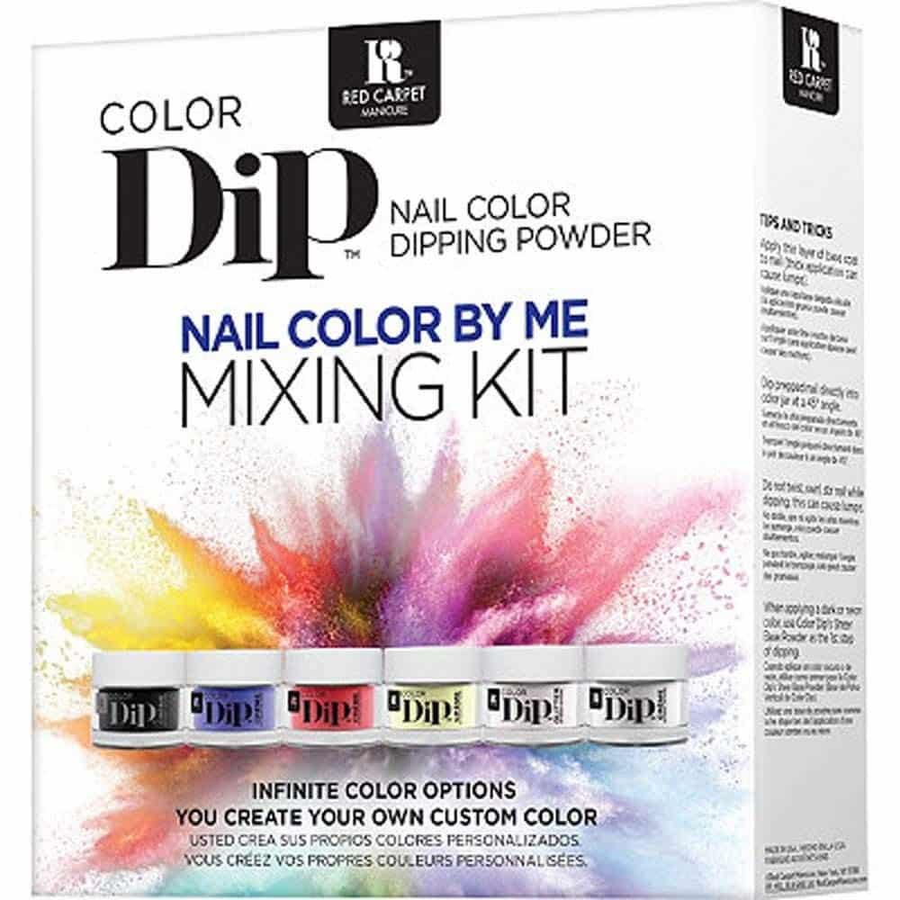 RC Red Carpet Manicure Dip Nail Color