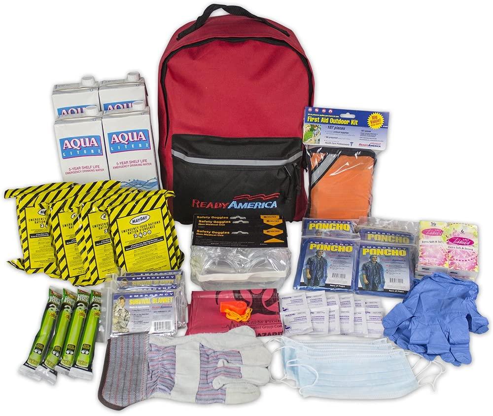 Ready America 70380 Emergency Kit