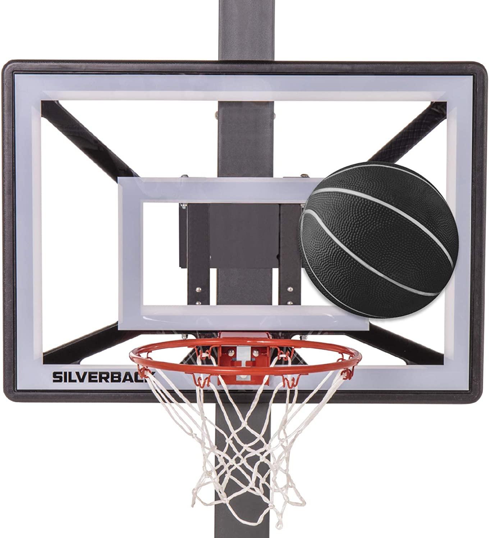 Silverback Junior Youth 33 inch Basketball Hoop (B8410W)