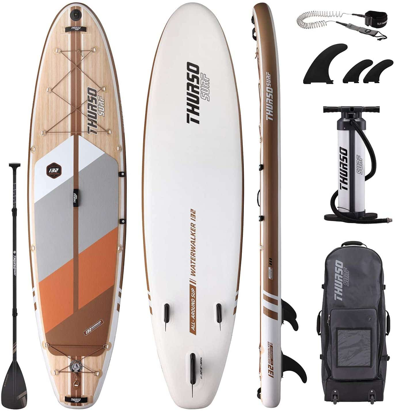 THURSO SURF Inflatable Stand Up Paddle Board