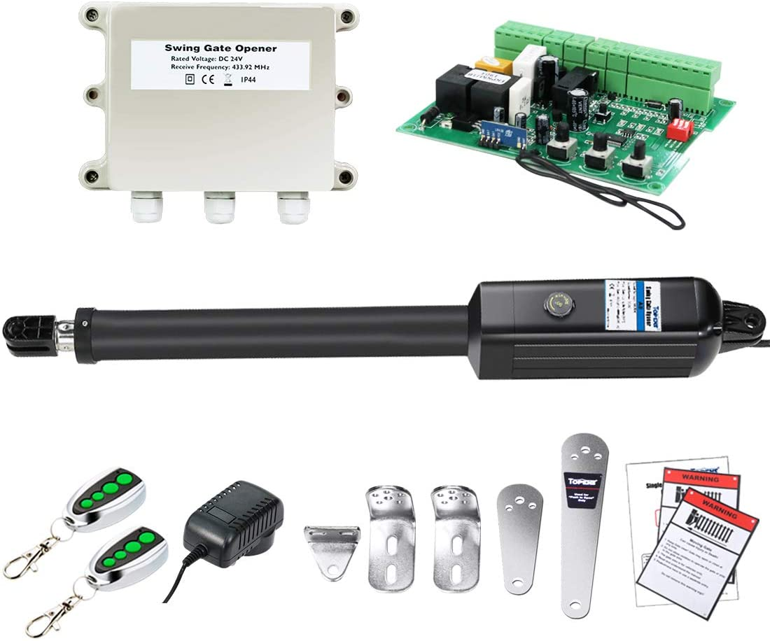 TOPENS A8 Automatic Gate Opener Kit