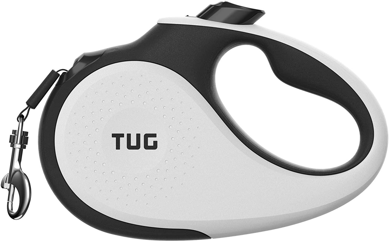 TUG 360 Tangle-free Heavy-duty Retractable Dog Leash