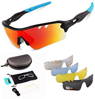 Toneoesol Sports Sunglasses