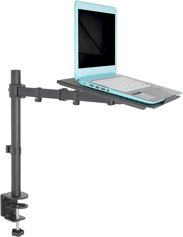 VIVO Single Laptop Desk Mount Stand