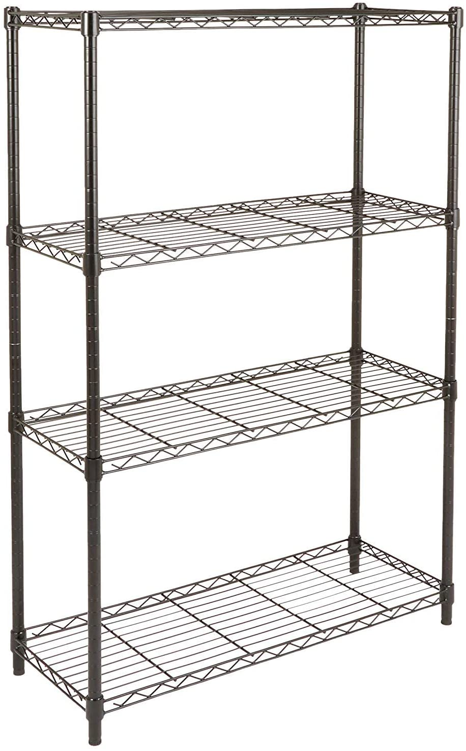 AmazonBasics 4-Shelf Storage Unit