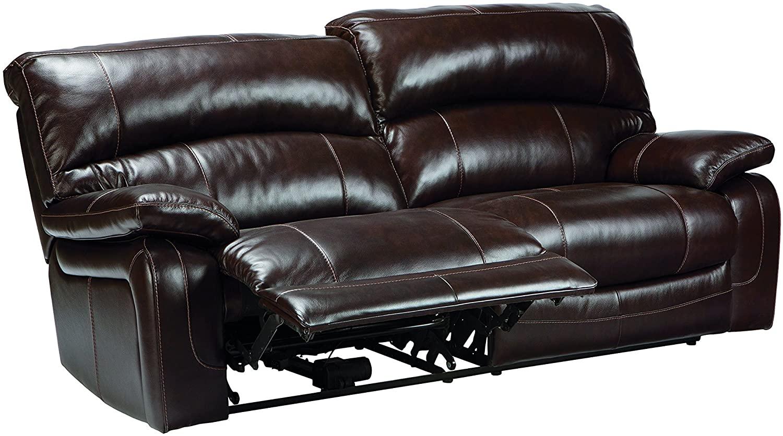 Ashley Furniture Signature Design - Damacio Recliner Sofa
