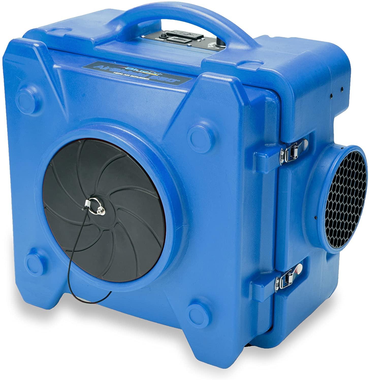 BlueDri BD-AS-550-BL Airbourne Cleaner HEPA Scrubber