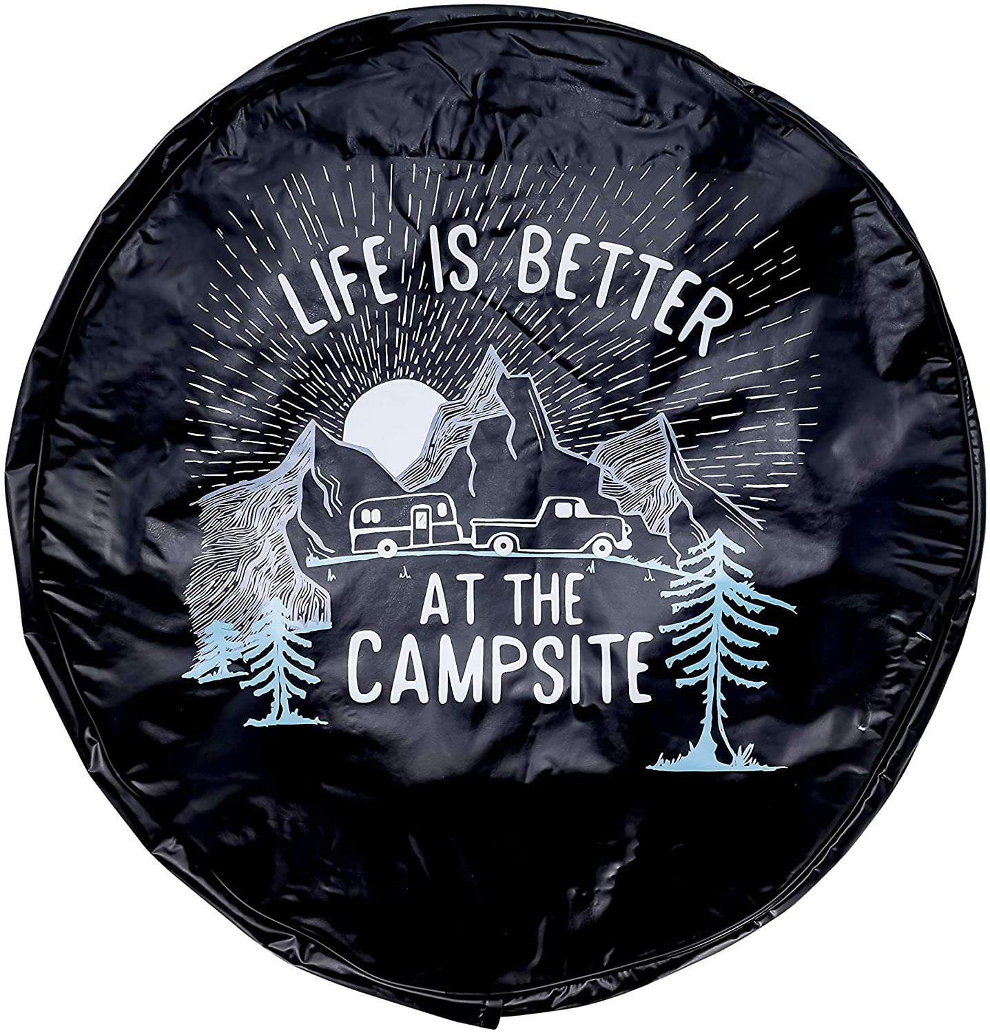 Camco Life is Better at Campsite