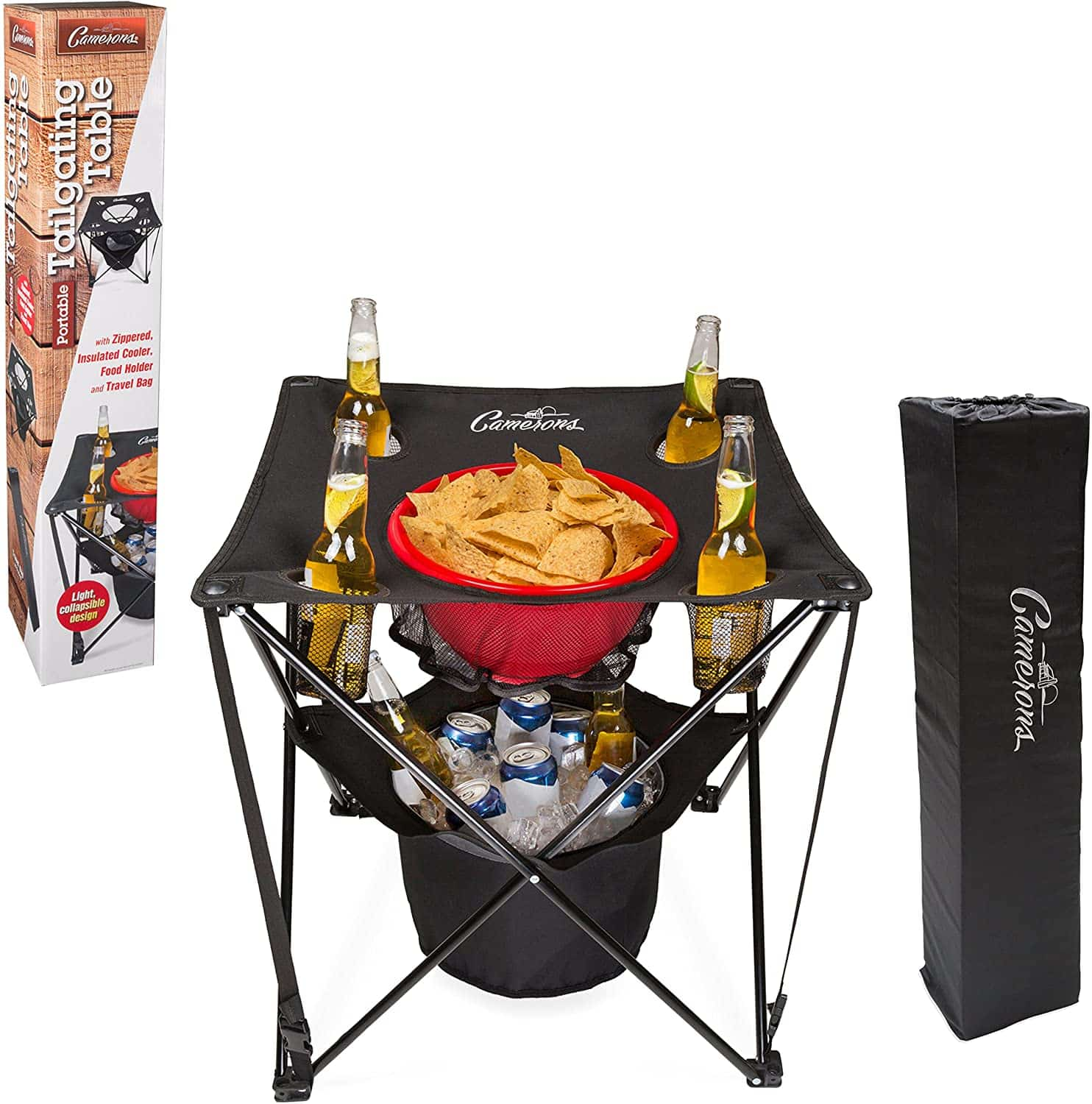 Camerons Products Tailgating Cooler Table