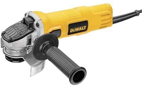 DEWALT (DWE4011) Angle Grinder, Yellow