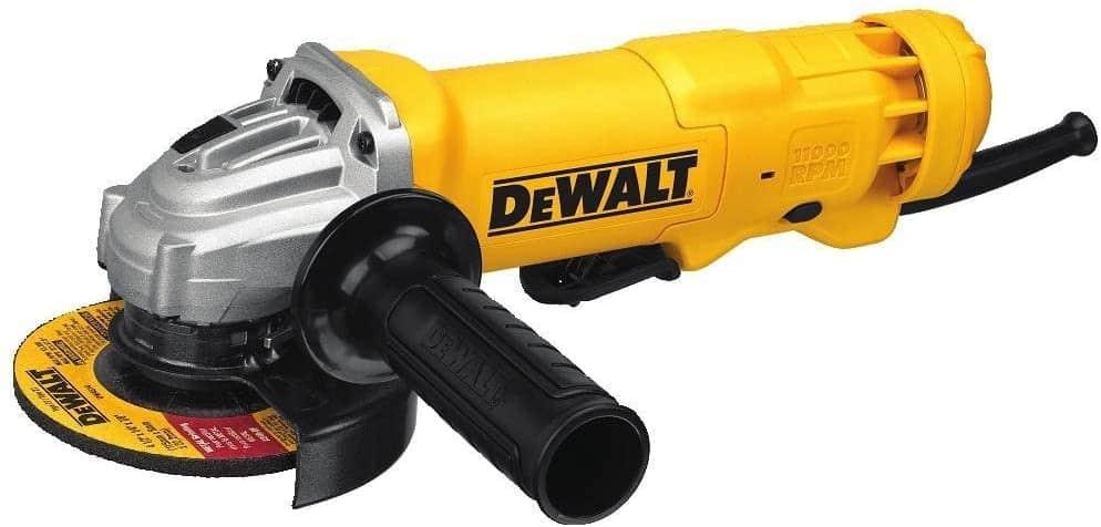 DEWALT (DWE402) Angle Grinder Tool