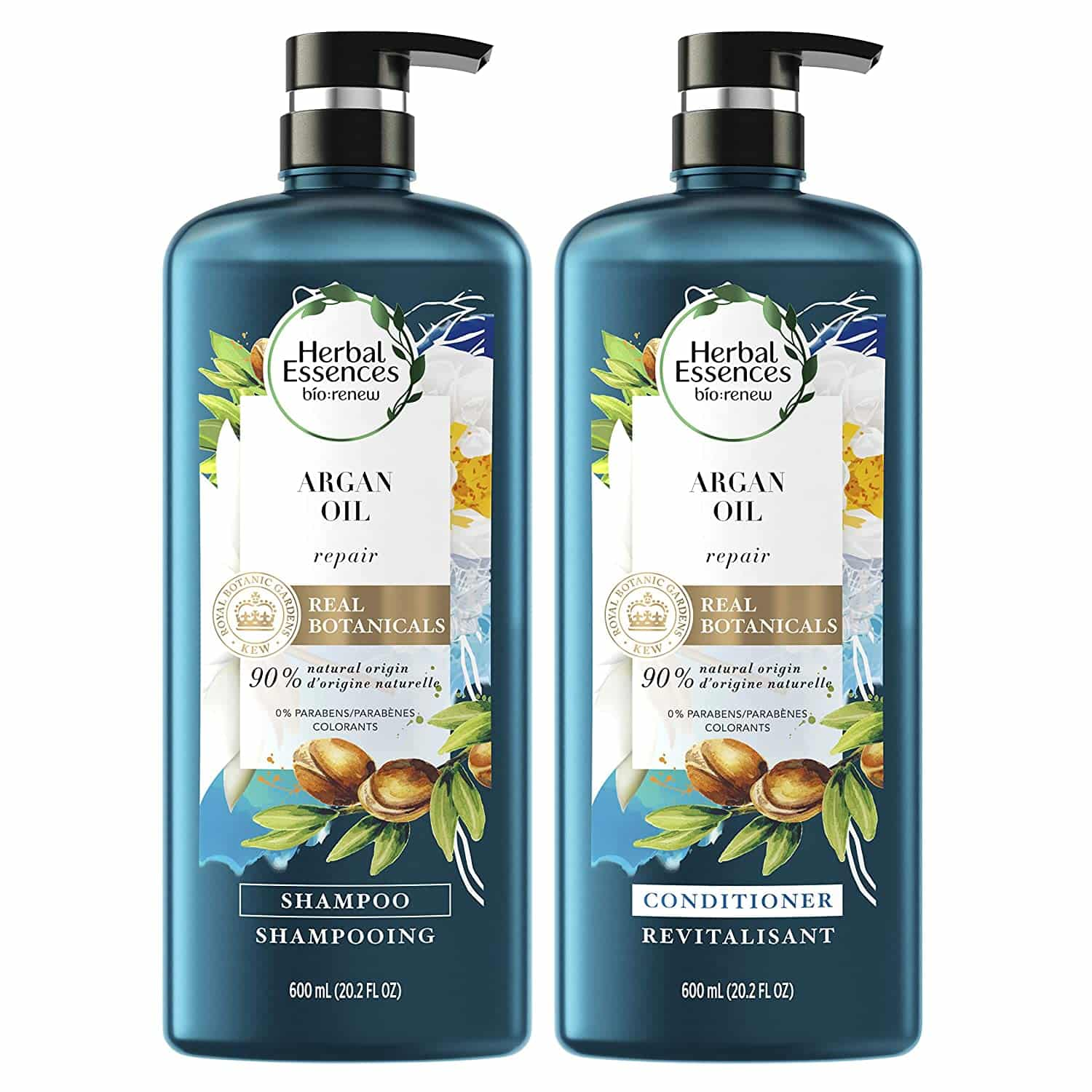 Herbal Essence Repairing Argan Oil Morocco Shampoo and Conditioner Set
