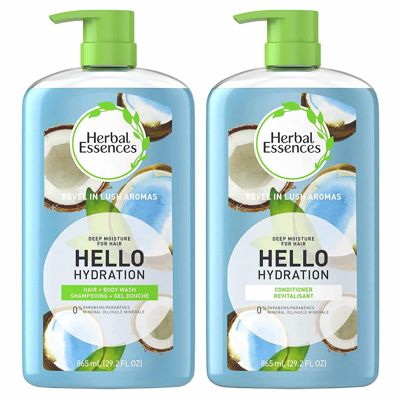 Herbal Essences, Shampoo Body Wash + Conditioner