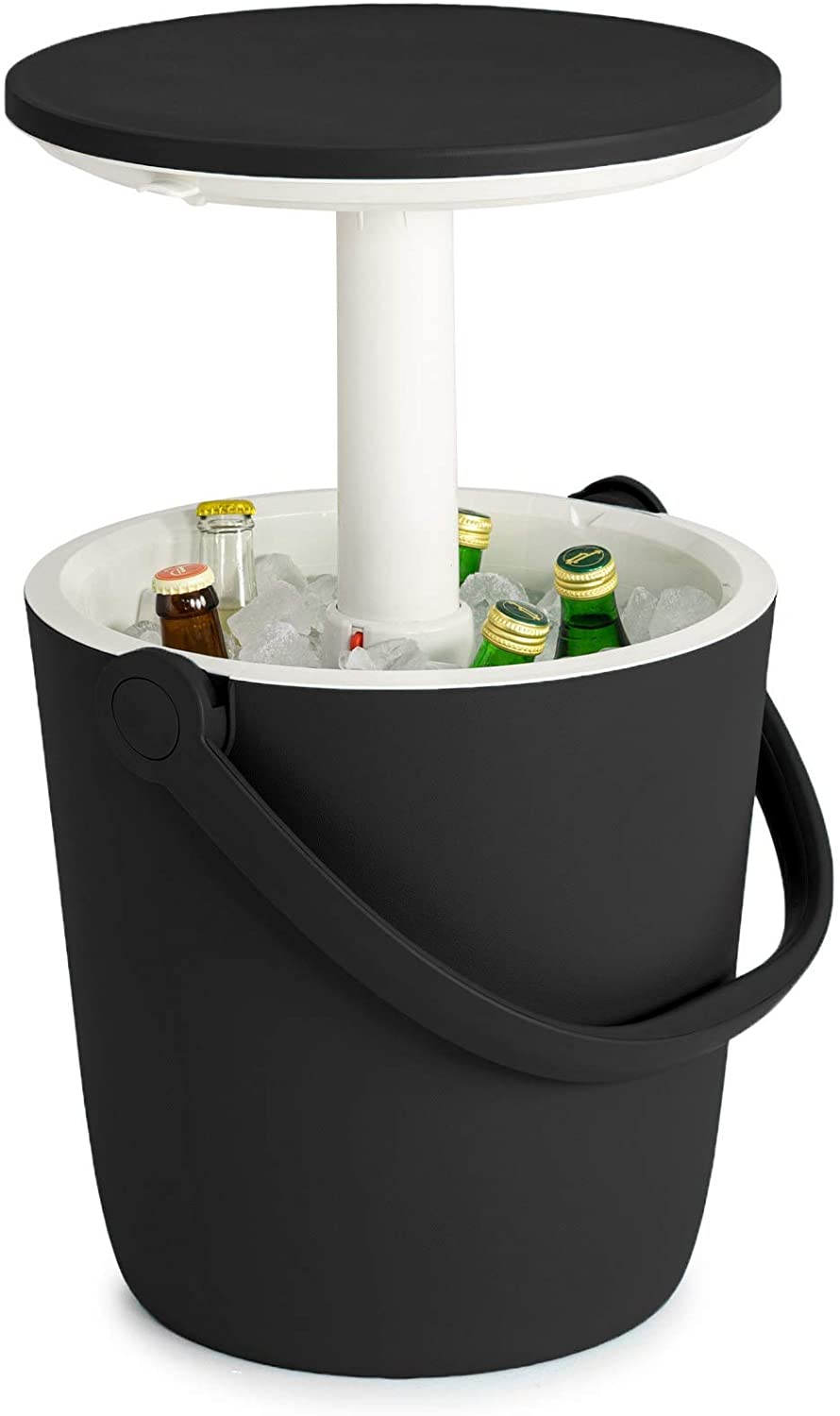 KETER Go Bar 4.2 Gallon Beer and Wine Cooler
